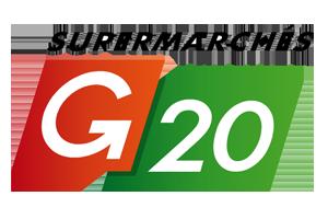 Logo Supermarchés G20