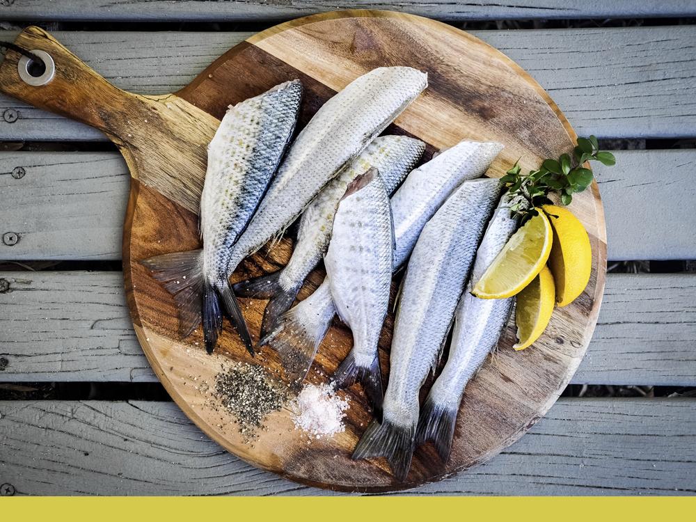Photo de la recette de merlu blanc au chou-fleur à la crème