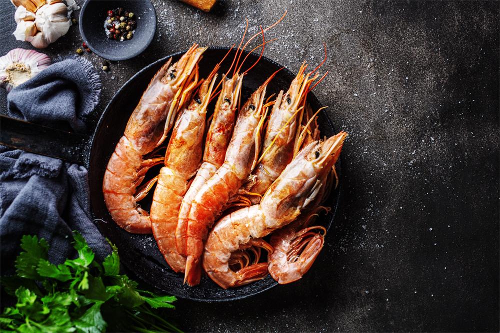 Que faire avec des crevettes surgelées
