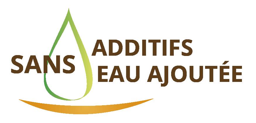 san additifs et sans eau ajoutée
